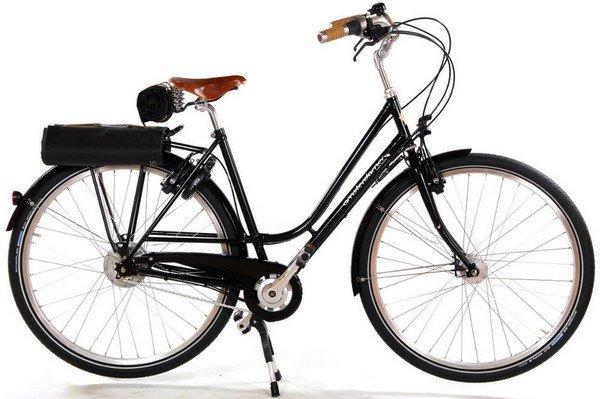 Vélo hollandais diamond