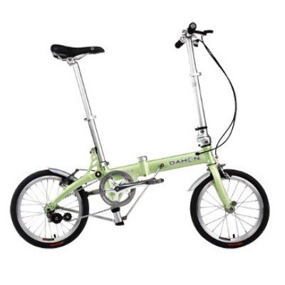 Vélo pliant Dahon déplié