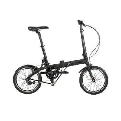 Vélo pliant Dahon noir