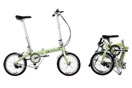 "Vélo pliant Dahon Jifo Ultra-Compact 16"""