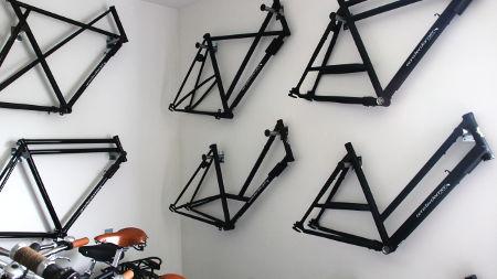 matériau cadre vélo hollandais sur mesure configurateur
