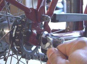 retirer cable changement de vitesses