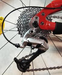 dérailleur vélos hollandais