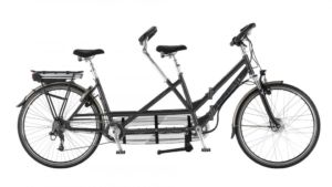 Collection 2017 Multicycle tandem électrique