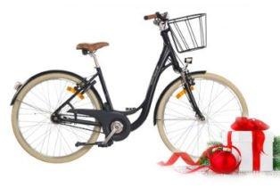 Edition limitée vélo de noel Amsterdam Air matra