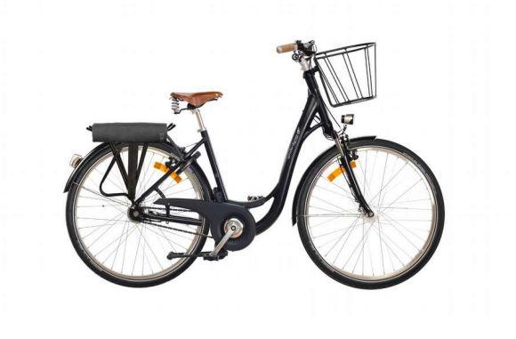Vélo De Zwarte Fiets, boîte automatique 7 vitesses - à partir de 590€ TTC