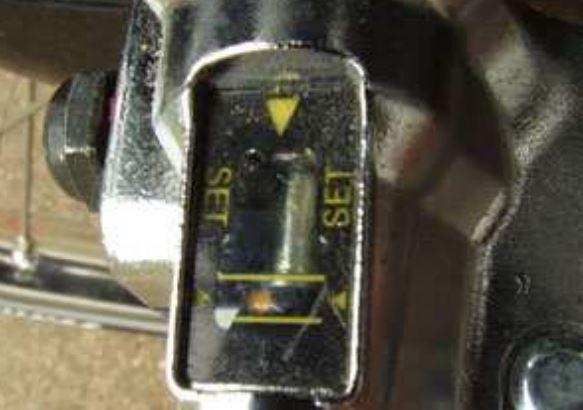 reglage d'une boite nexus 3 sur la vitesse 2