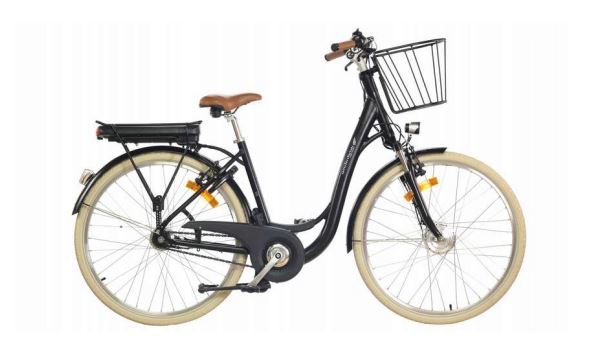 Vélo De Zwarte Fiets avec assistance électrique - à partir de 1590 € TTC
