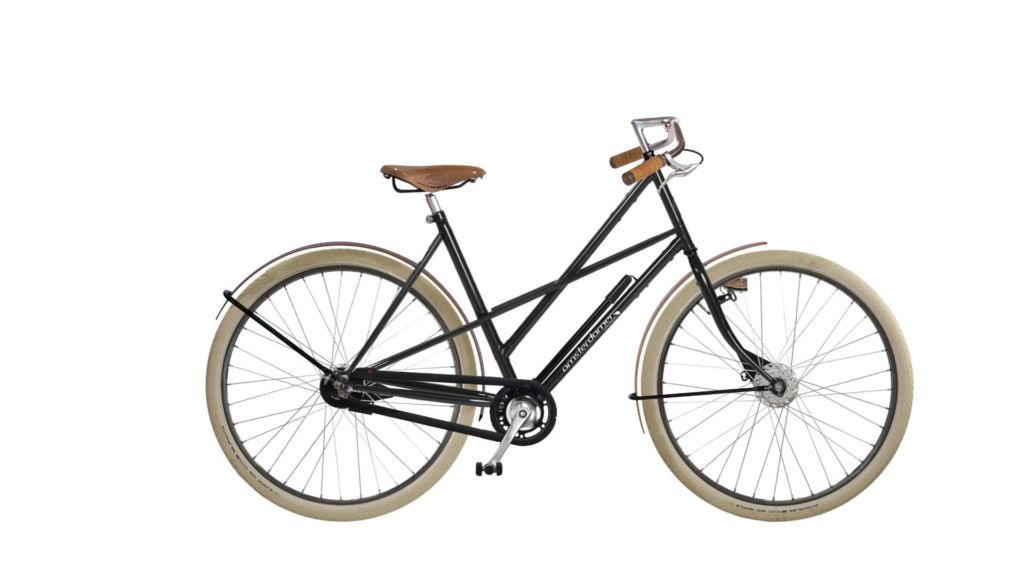 Vélo hollandais Cross Low 1903