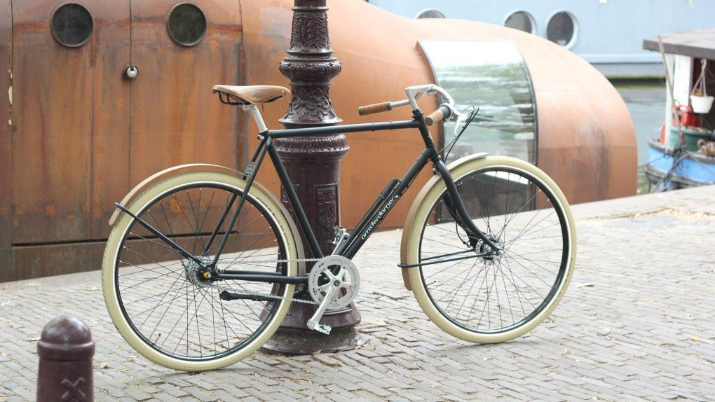 Vélo hollandais léger Opa 1903