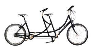 tandem cyclosportif amsterdamer pliant sans configuration
