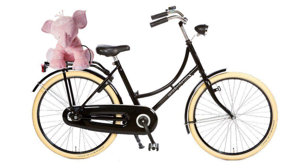 Vélo hollandais enfant 1881 - 20 pouces (existe aussi en 24 pouces)