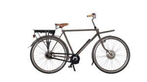 vélo électrique Amsterdam Air street high équipé d'un moteur pédalier vfiets