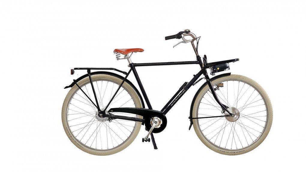 Vélo à assistance électrique Opa Classic sur coussins d'air