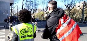 Vélo école à strasbourg projet alveole