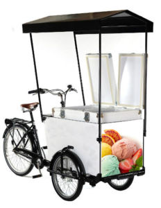 vente ambulante de glaces sorbet