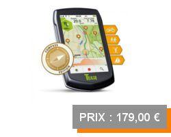 GPS-velo-randonnée Amsterdam Air