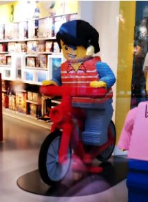 Playmobile-a-velo