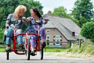 tricycle-amsterdamair-equilibre