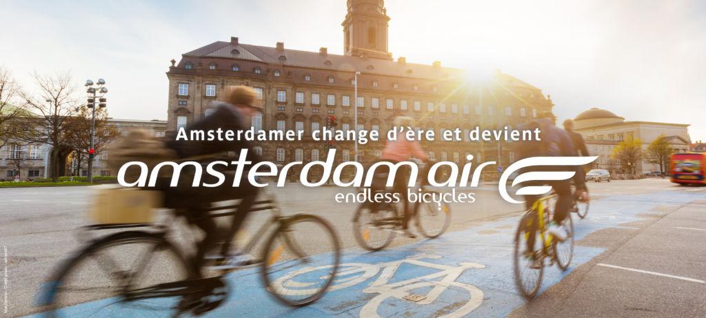 Amsterdam Air le spécialiste du vélo hollandais (électrique)