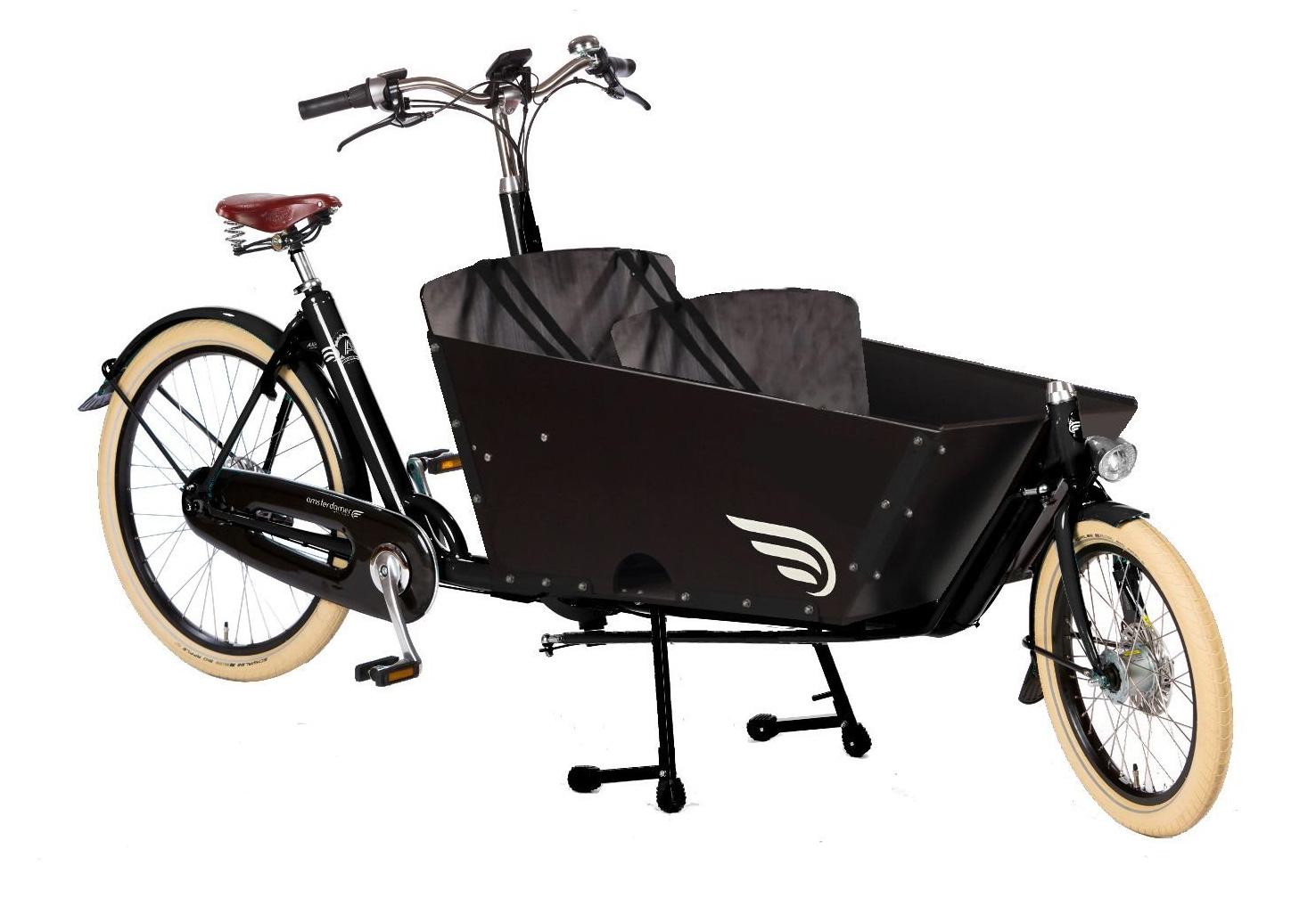 Biporteur électrique Amsterdam Air