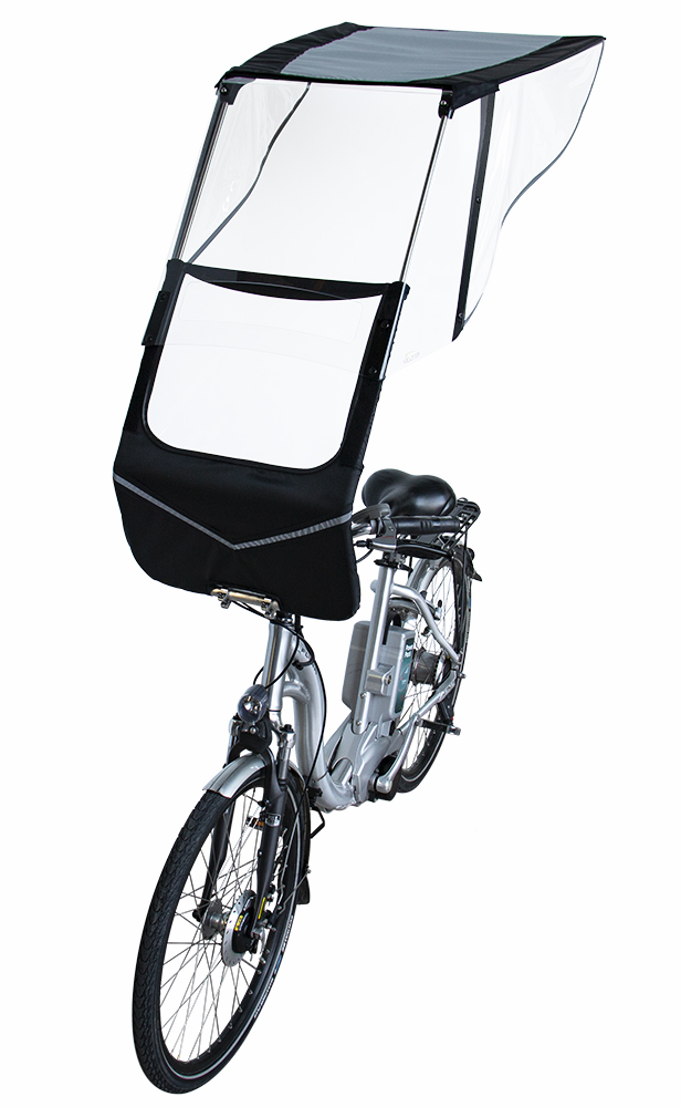 Vélo avec protection Veltop