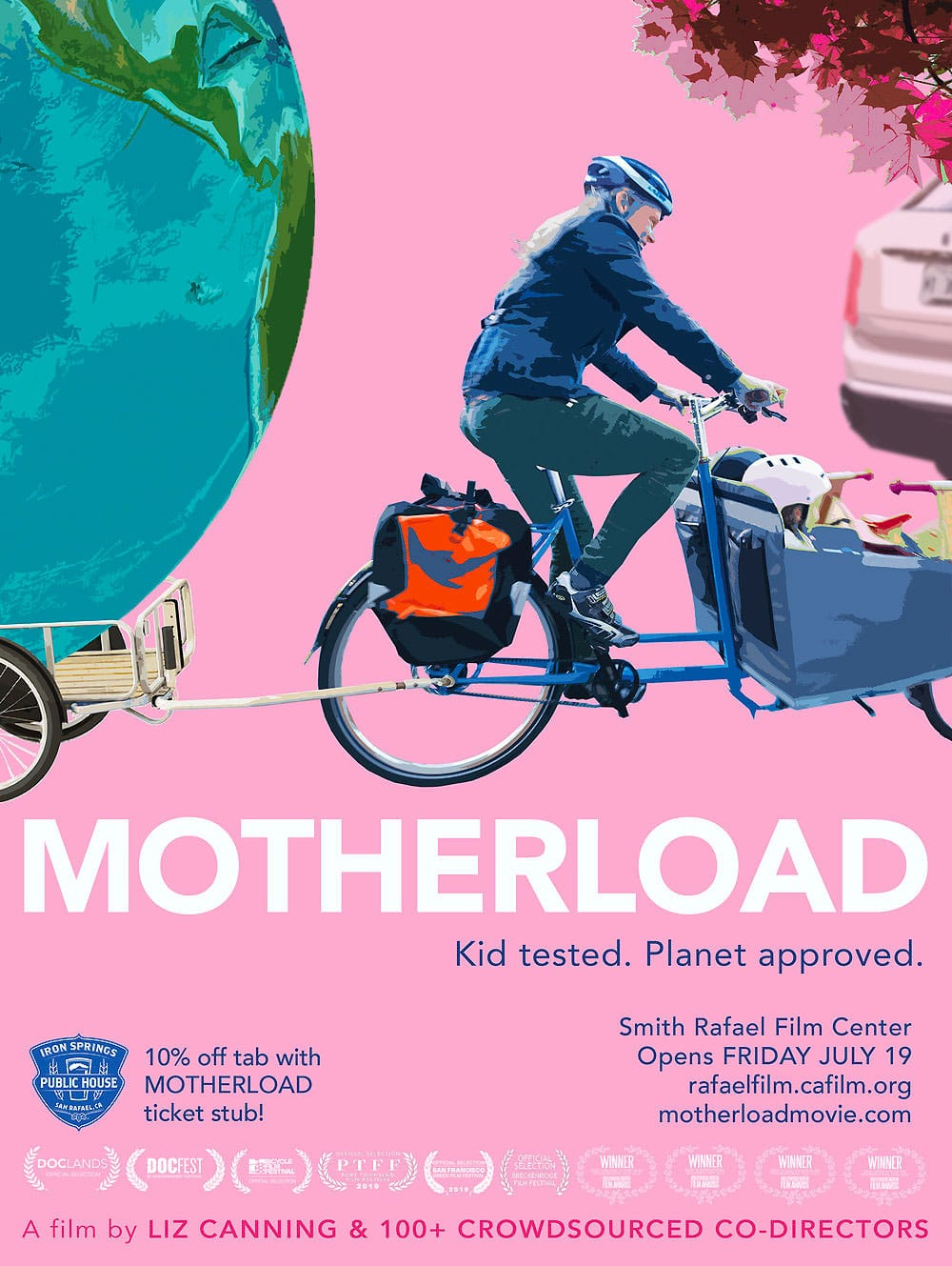 Affiche officielle de Motherload
