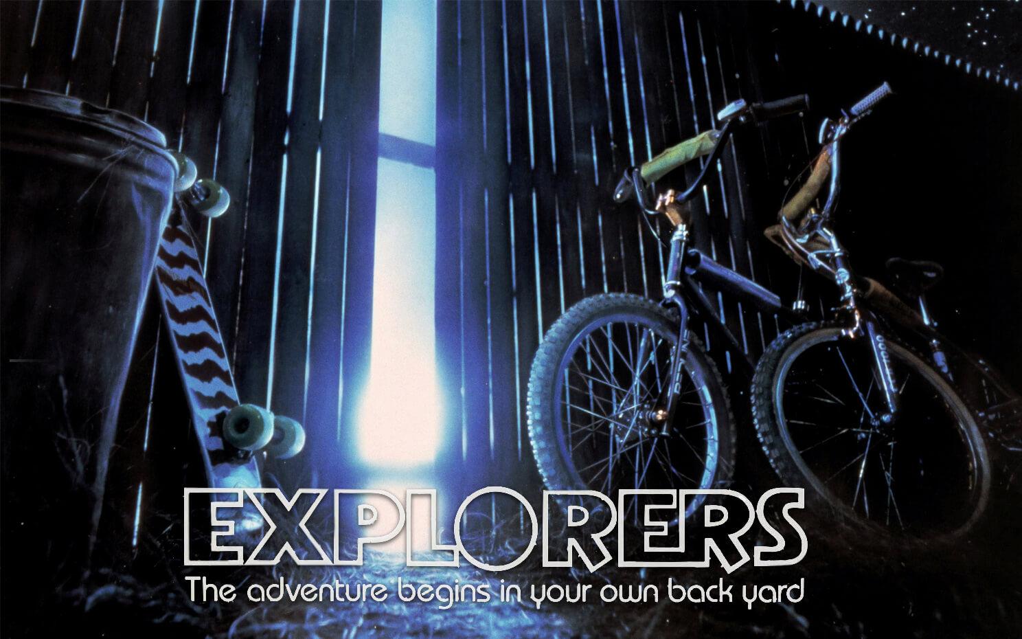 Explorers de Joe Dante