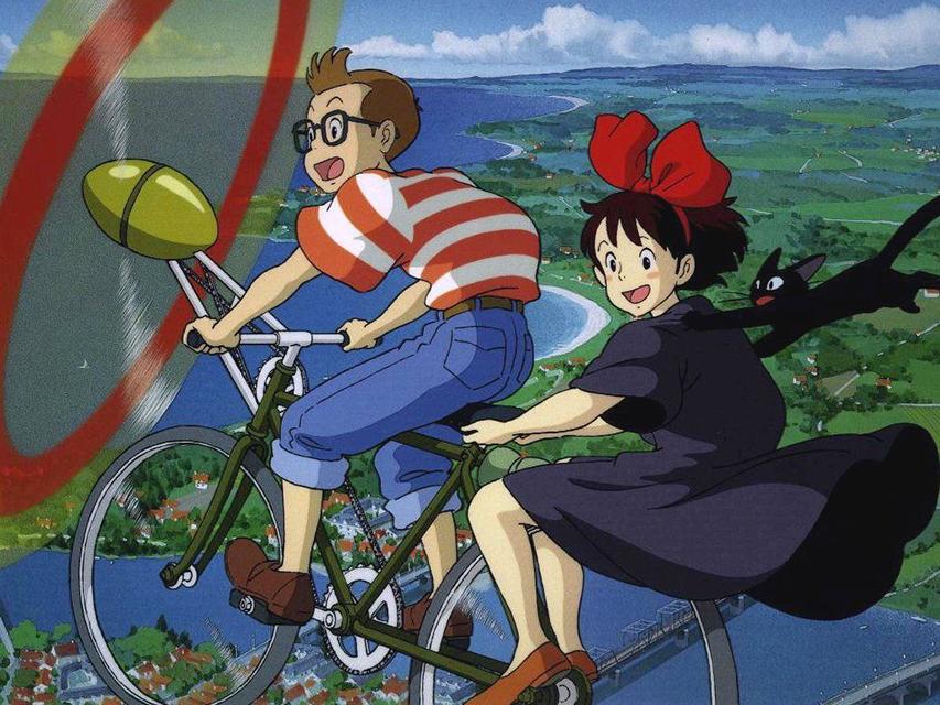 Kiki la petite sorcière (1989)