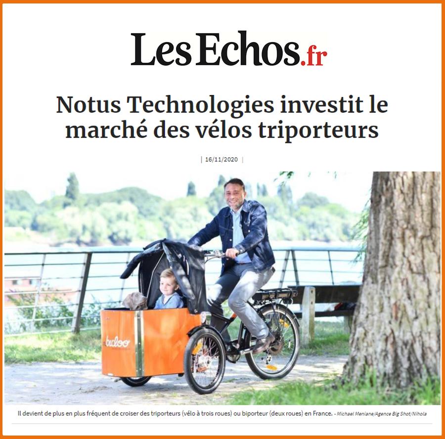 Article Les Echos
