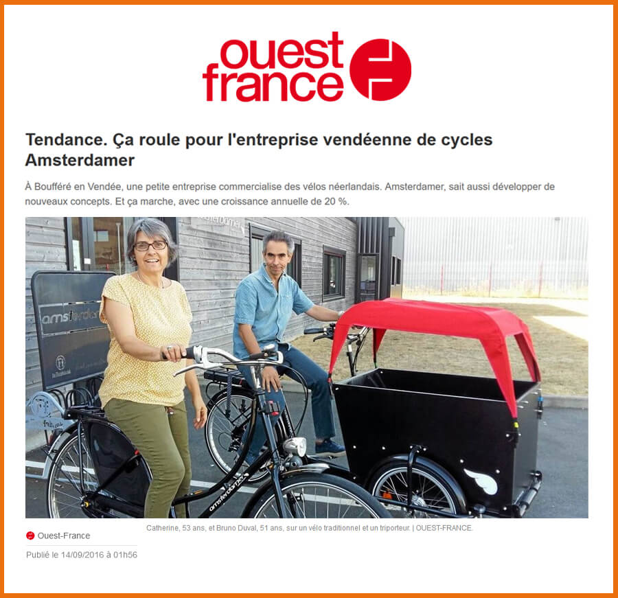 Article de Ouest-France