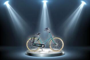 Oma Premium sous les spotlights
