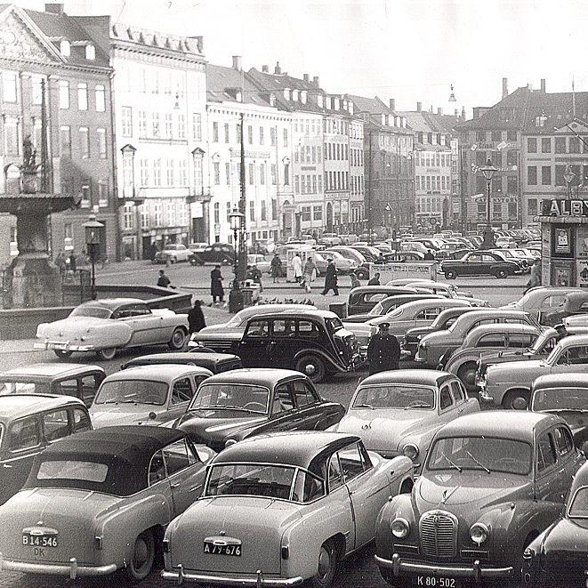 Copenhague années 1970