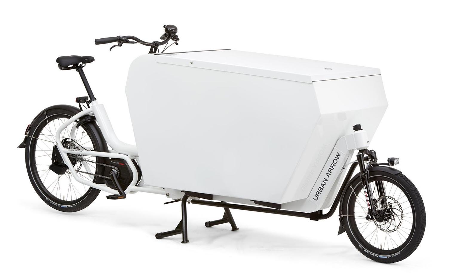 Biporteur Urban Arrow Cargo XL