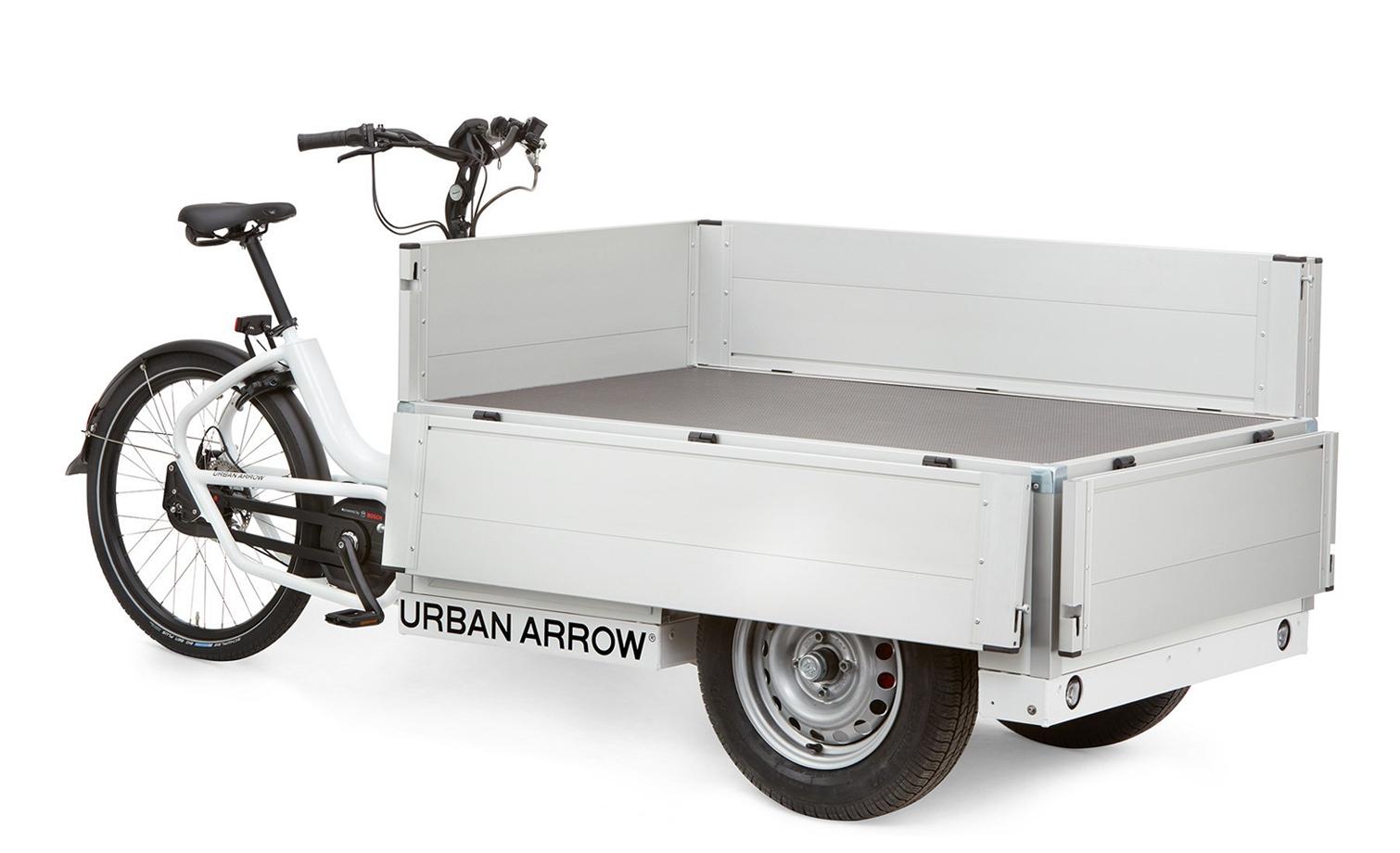 Triporteur Urban Arrow Tender 1000