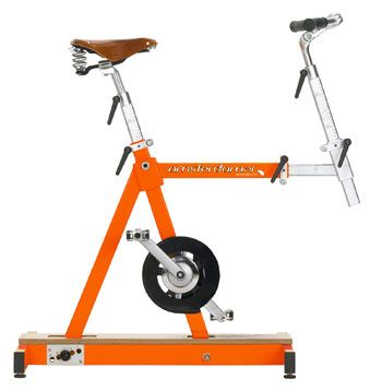 vélo prise de mesure Amsterdam Air